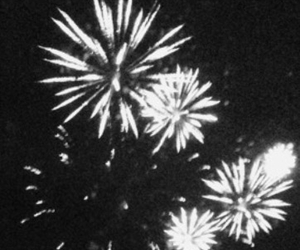 but, fireworks, and sadness image