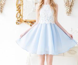 dress and korean fashion image