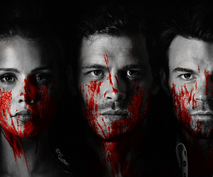 elijah mikaelson, The Originals, and rebekah mikaelson image