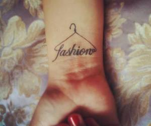 fashion and tattoo image