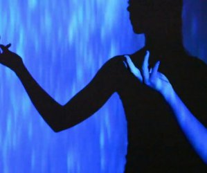 azul, blue, and Darkness image