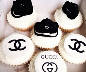 chanel, delicious, and gucci image