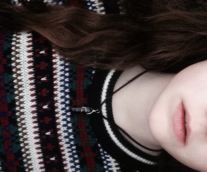 boredom, brunette, and cold image