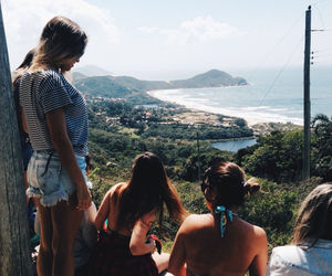 goals, friendship, and summer image
