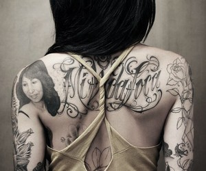 tattoo, kat von d, and ink image
