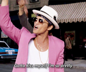 bruno mars, pretty, and uptown funk image