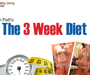 fat loss and 3 week diet image