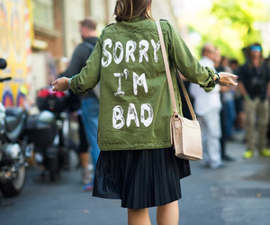 fashion, bad, and girl image