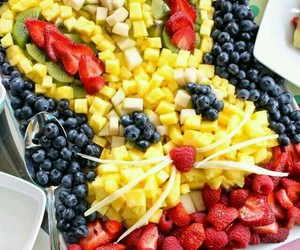 fruit and food art image