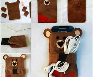 diy, bear, and tutorial image