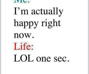 life, lol, and happy image