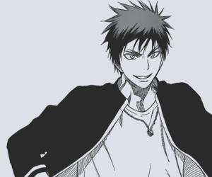 kuroko no basket, kagami taiga, and manga image