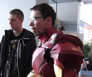 ironman, brian conner, and kitchenercon2015 image