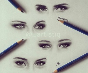 kristen stewart, emma watson, and eyes image