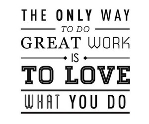 quotes, love, and work image