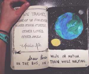 travel and art image