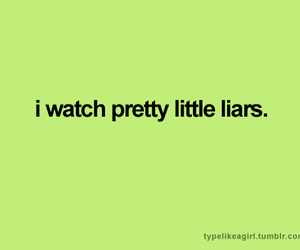 text and pretty little liars image