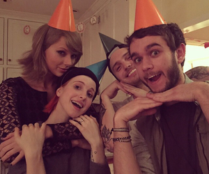 Taylor Swift, zedd, and hayley williams image