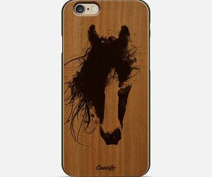 horse, animal, and gift image