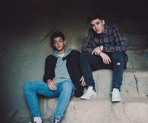 nate maloley, skate, and sammy wilk image