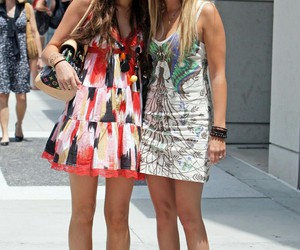 miley cyrus, cute, and ashley tisdale image