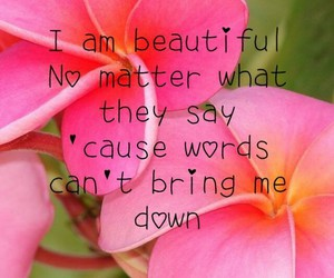 beautiful, quote, and Lyrics image
