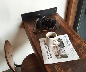 coffee and camera image