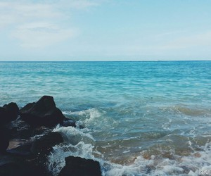 Aloha, beach, and beautiful image