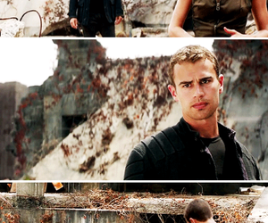 book, four, and insurgent image