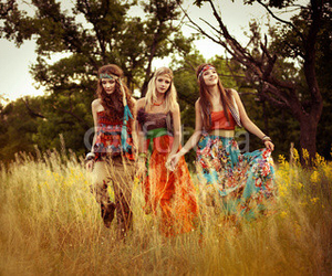 fashion, free, and hippie image