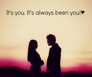 quote, the vampire diaries, and stelena image