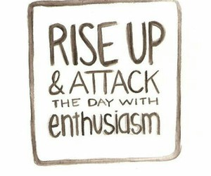 quotes, enthusiasm, and attack image