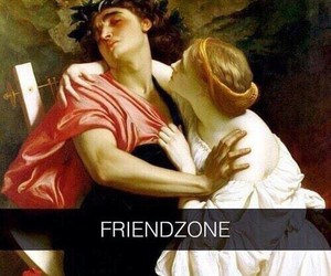 friendzone, funny, and lol image