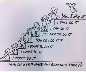 step, today, and yes i can image