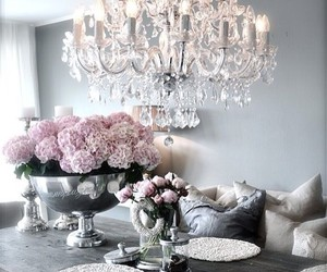 flowers, home, and decoration image