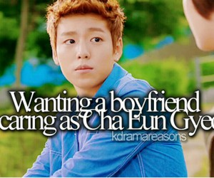 to the beautiful you, kdrama, and boyfriend image