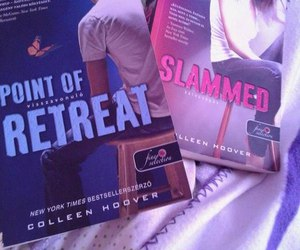 books, slammed, and colleen hoover image
