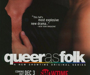 Gale Harold, Queer as Folk, and gay image
