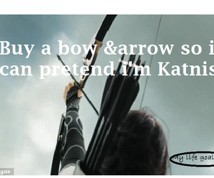 books, bow and arrow, and cool image