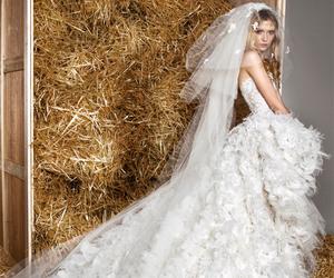 bridal, spring 2015, and wedding dress image