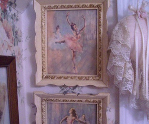 antique, ballerina, and fancy image