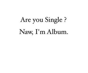 single, album, and funny image