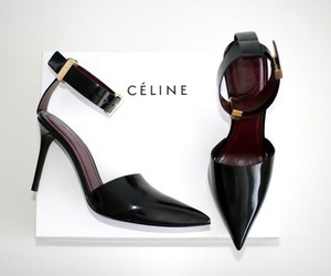 celine, fashion, and shoes image