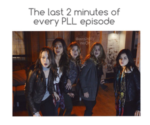 pll, pretty little liars, and emily fields image