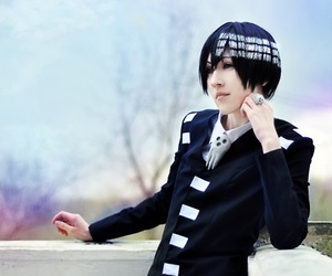boy, cosplay, and soul eater image