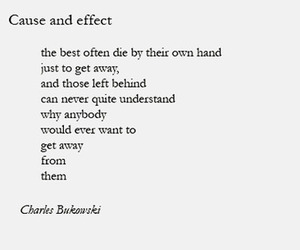 Bukowski, Letter, and loneliness image