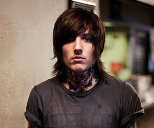 oliver sykes, bmth, and tattoo image