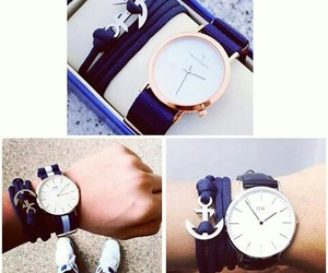 black, daniel, and watches image