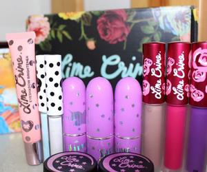 eyeliner, velvetines, and cosmetics image