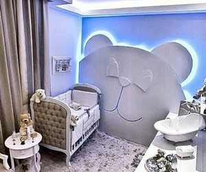 baby, room, and cute image